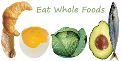 1. Eat Whole Foods