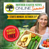 Mother Earth News Homesteading Summit