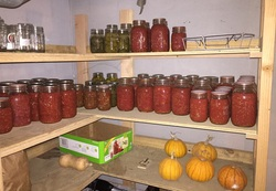 Home canned goods