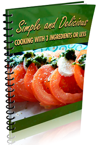 Cooking From Scratch E-Book
