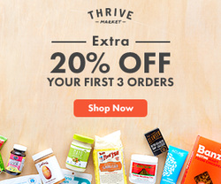 20% Off Thrive Market